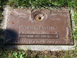 Helen E Basting