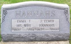 James Elmer Hannahs