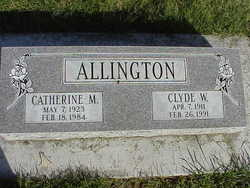 Clyde W. Allington
