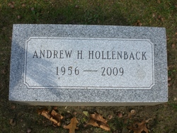 Andrew Hudson Hollenback
