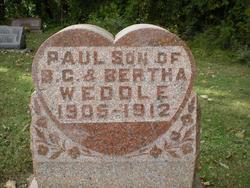 Paul Weddle