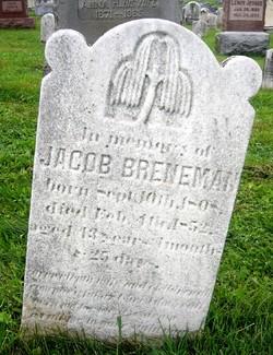 Jacob Breneman