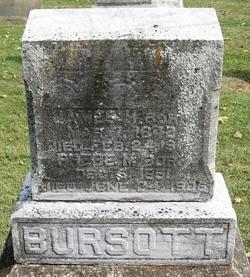 Phebe M. <i>Love</i> Bursott