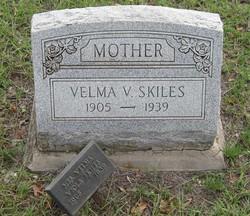 Velma Viola <i>Green</i> Skiles