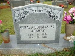 Gerald Douglas Adaway, Sr