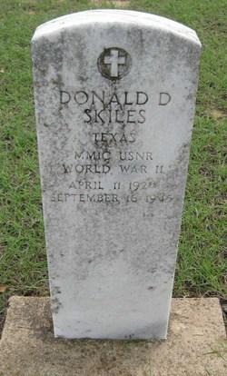 Donald D. Skiles