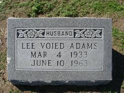Lee Voied Adams