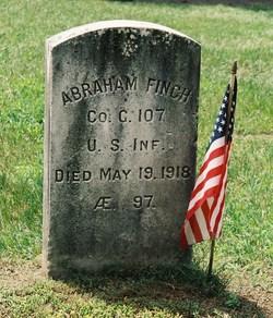 Abraham Finch