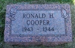 Ronald Hugh Cooper