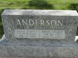 Milo Grant Anderson