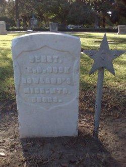 Sgt Edwin Cooke