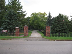 Forest Mound Cemetery