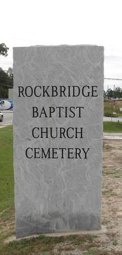 Rockbridge Baptist Church Cemetery