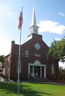 Coxs Creek Baptist Church Cemetery