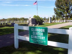 Claridon Center Cemetery