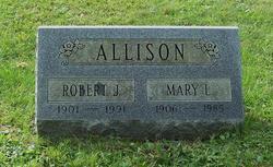 Mary L. <i>McCully</i> Allison