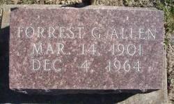 Forista George Forrest Allen