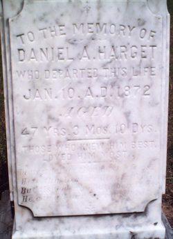 Daniel <i>Ambrose</i> Hargett