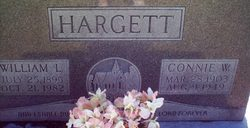 Connie Evelyn <i>Whitford</i> Hargett