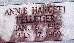 Annie <i>Hargett</i> Pelletier
