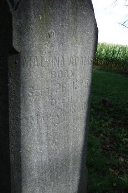 Malvina Adams