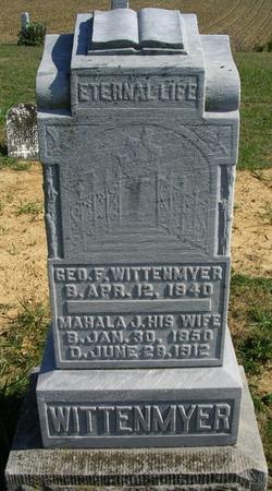 George Franklin Wittenmyer