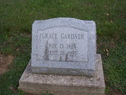 Grace <i>Johnson</i> Gardner