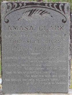 Amasa Gleason Clark