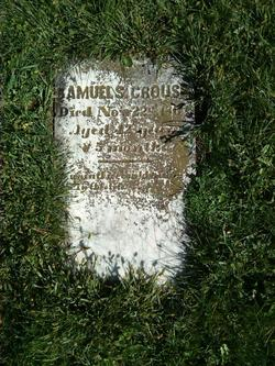 Samuel S Crouse