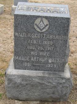 Walter Scott Abraham