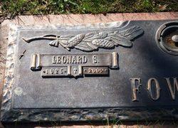 Leonard S. Fowler