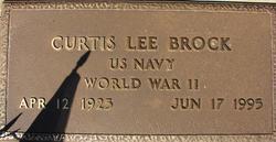 Curtis Lee Brock