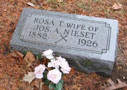 Rose Theresa <i>Korta</i> Nieset