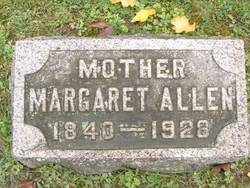 Margaret J <i>Murray</i> Allen