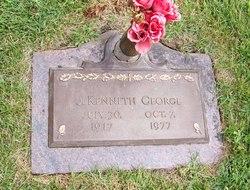 J Kenneth George