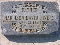 Harrison David Harry Rivers