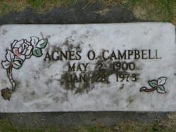 Agnes Flavella <i>Olsen</i> Campbell