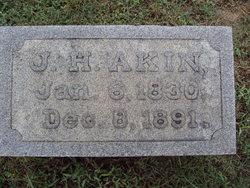 Julius Hildreth Akin
