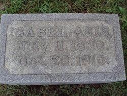 Isabelle <i>Housel</i> Akin