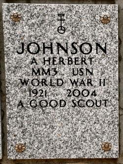 Alfred Herbert Johnson
