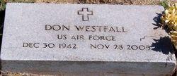 Donald Glen <i>Don</i> Westfall