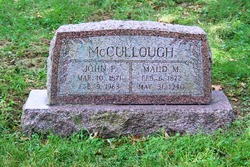 John Fremont Grandpa McCullough