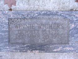 Winnie Wichers