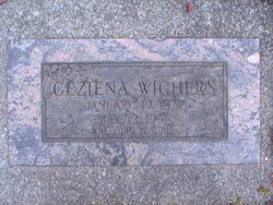 Geziena <i>Schipper</i> Wichers