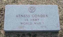 Atness Corder