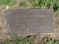 Houston O Adams