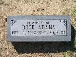 Dock Wilson Adams