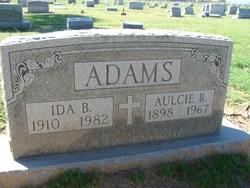 Ida Belle <i>Tate</i> Adams