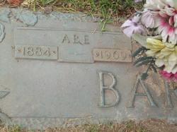 Abe Baron