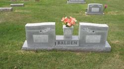 Myrtle B <i>Rogers</i> Balden